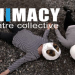 Animacy Theatre Collective business card, Design by Kathryn Hanson, ShutteredEye