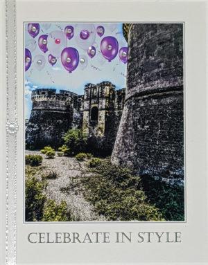 Castle Dream greeting card by Kathryn Hanson, ShutteredEye.